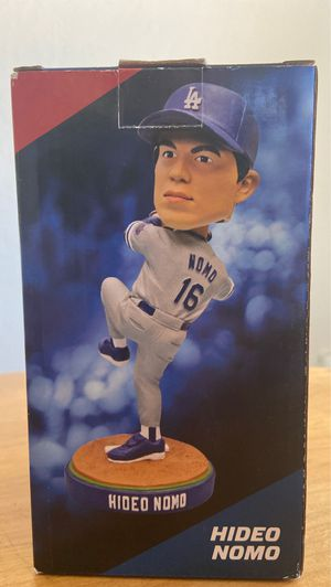 Hideo Nomo Dodgers Bobblehead for Sale in Kingsburg, CA
