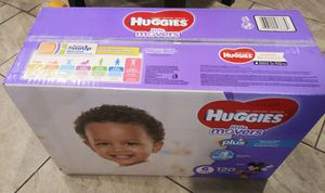 Huggies little movers Size 6 for Sale in Vallejo, CA