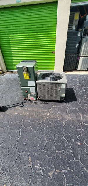 Used ac units (Rheem 2 pieces) for Sale in Fort Lauderdale, FL
