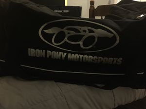 Iron pony bag for Sale in Coolville, OH