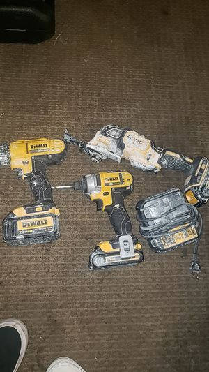 Dewalt tool set for Sale in Orange, CA