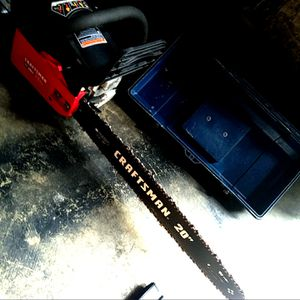 Craftsman 20inch chainsaw for Sale in Federal Way, WA