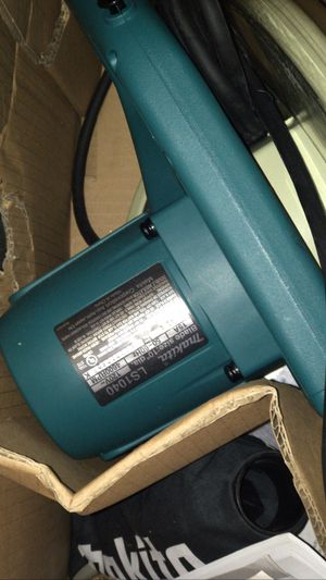 """LS1040 Makita 10"""" Miter Saw for Sale in Teaneck, NJ"""