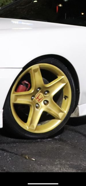 "Acura TL wheels 17"" for Sale in Rockville, MD"