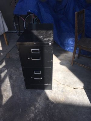 HON metal filing cabinet for Sale in Los Angeles, CA