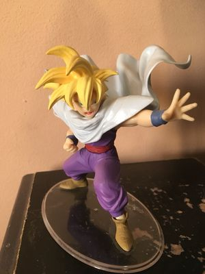 Dragon ball z Gohan figure for Sale in Caruthers, CA