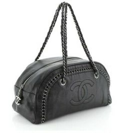 Authentic Chanel bowling Bag for Sale in Rockville,  MD