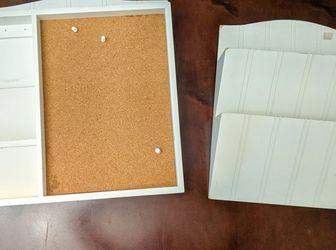 Memo Board & Wall File Holder for Sale in Mount Dora,  FL