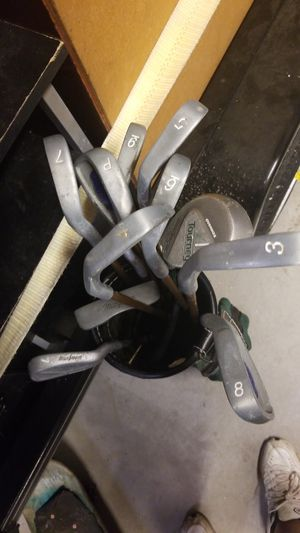 Golf Clubs Northwestern Pro Classic irons oversized with oversized 1 driver, , macgregor putter for Sale in Gaston, SC