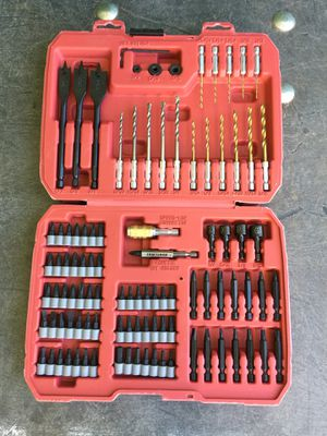Speed Lock 100 piece impact drill drive set BRAND NEW for Sale in Port Richey, FL