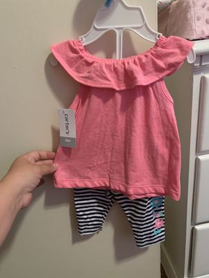 Baby Girl Outfit size 3 Month w/ tags for Sale in Oceano, CA