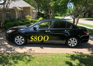 🔑🔥URGENT $8OO Very nice 2OO9🔑 Honda Accord Sedan V6 EX-L 𝓹𝓸𝔀𝓮𝓻 𝓢𝓽𝓪𝓻𝓽 Run and drive very smooth🔑 for Sale in Virginia Beach, VA