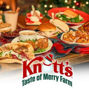Knotts Tastes Of Merry for Sale in Whittier, CA