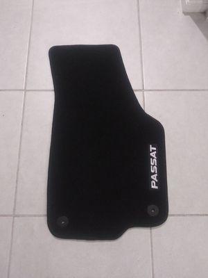New passanger side OEM black floormat for Passat B7 (2010-2015) for Sale in Apopka, FL