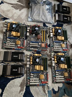 LOT of motherboards for Sale in Lawrence, MA
