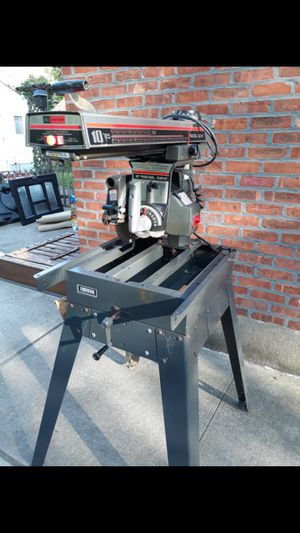 Craftsman table saw for Sale in New York, NY