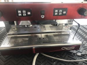 Espresso machine and hoodless fryer for sale for Sale in San Francisco, CA