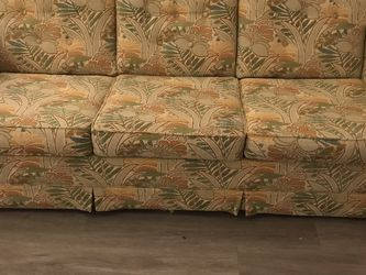 Queen size sleeper sofa couch bed for Sale in Clearwater,  FL