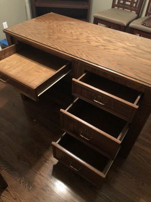 Office Furniture (all wood) for Sale in Houston, TX