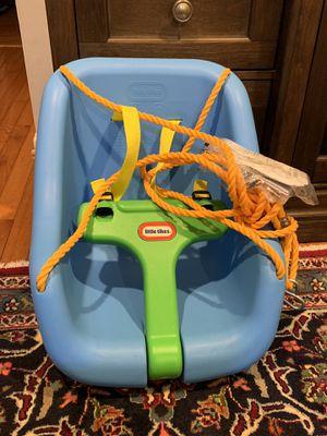 Little tikes swing brand new never used for Sale in Manassas, VA