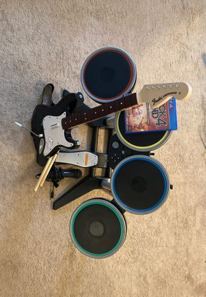 Rock Band 4 Band in a Box for Sale in Gardena, CA