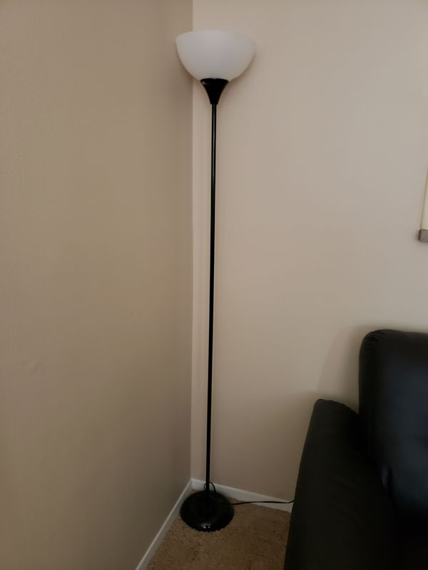 2 Floor Lamps $20 for both