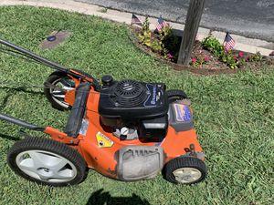 Husqvarna lawnmower for Sale in Fort Worth, TX