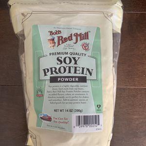 Soy Protein Bob's Red Mill for Sale in Pompano Beach, FL