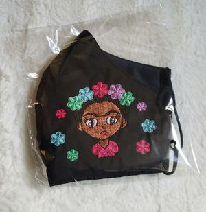 Frida face mask for Sale in Chicago, IL