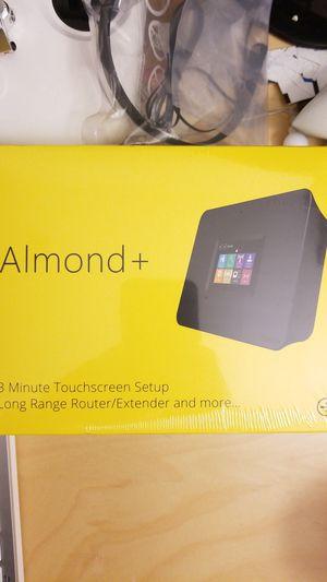 Almond + Securifi Router for Sale in Alexandria, VA