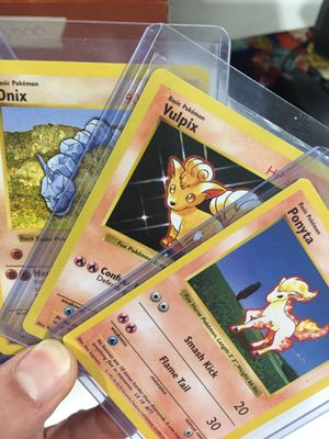 Shadowless Pokemon Cards!! for Sale in Fort Lauderdale, FL