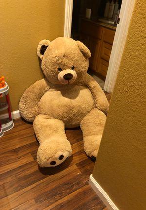 Teddy bear giant for Sale in Hayward, CA