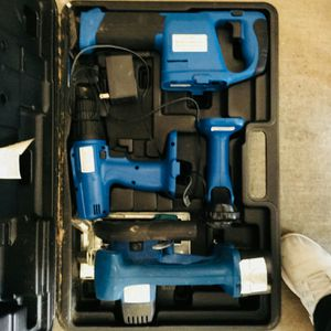 Drill Master Multi battery powered tool pack for Sale in Mukilteo, WA