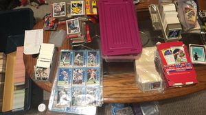 Huge lots Trading cards for Sale in Chesapeake, VA