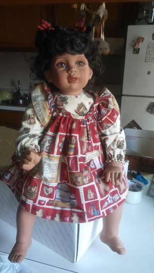 """New 32"""" TONNER GINGER TODDLER DOLL LIMITED EDITION for Sale in Los Angeles, CA"""
