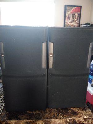 2 JBL speakers for Sale in Fort Myers, FL