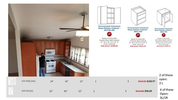 ENTIRE KITCHEN - make me an offer!!