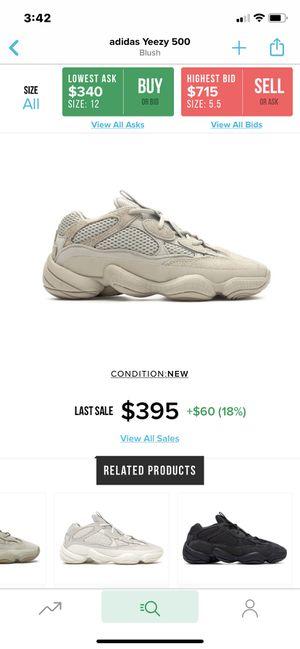 Adidas Yeezy 500 for Sale in Upper Marlboro, MD