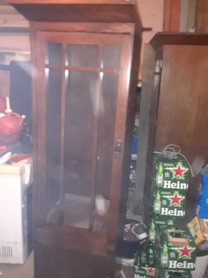 Glass Display Cabinets for Sale in Clio, MI