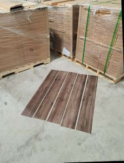 Luxury vinyl flooring!!! Only .88 cents a sq ft!! Liquidation close out! 3X3 for Sale in Maxwell,  TX