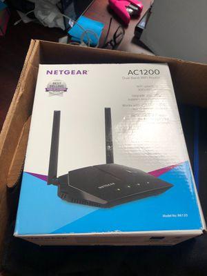 Netgear AC1200 WiFi Router for Sale in San Francisco, CA