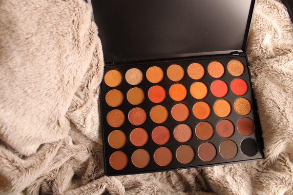 Morphe 35O2 Eyeshadow Palette 🎨
