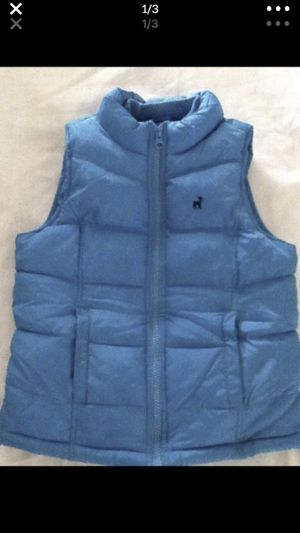 Girls Old Navy Puffer Vest Size Small for Sale in Babson Park, FL