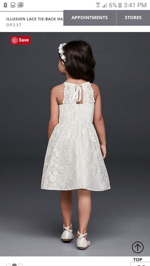 Flower Girl Dress size 3T and 5T for Sale in St. Louis, MO