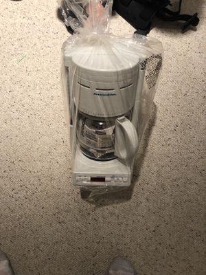 New coffee pot for Sale in Haymarket, VA