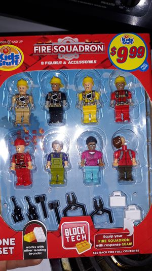 Lego (off brand)Figurine Set for Sale in Everett, WA