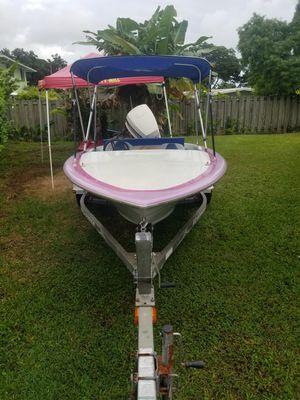 Tahiti 16ft speed boat for Sale in Aiea, HI