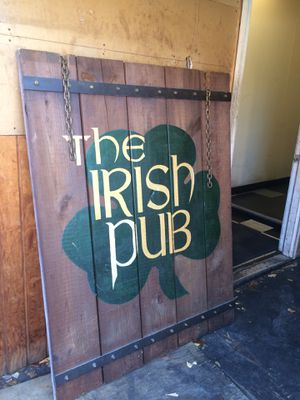 Dougherty's Irish pub sign for Sale in Baltimore, MD