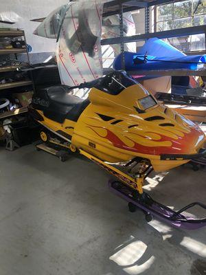 Skidoo snowmobile for Sale in Beachwood, OH
