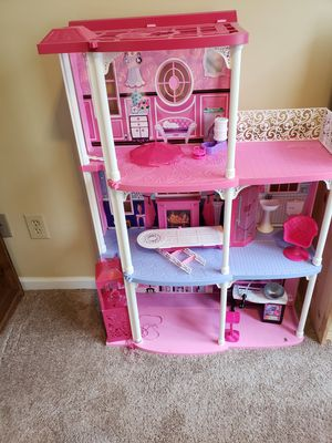 Barbie doll house for Sale in Pickerington, OH